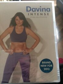 2 Davina fitness Dvds