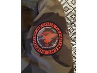 Men's Superdry Camouflage coat