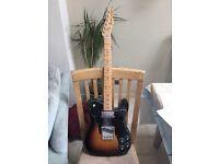Fender telecaster 62 custom Mexican made