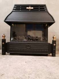 Flavel Emberglow gas fire