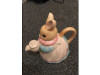 Easter Bunny Teapot