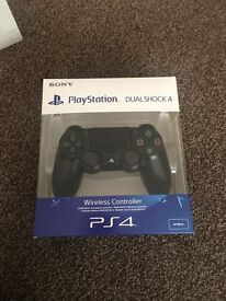 PS4 Wireless Controller DUALSHOCK4 BRAND NEW AND SEALED!