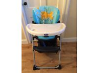 Chicco Foldable High Chair