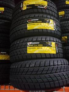 4 winter tires headway 205/50r17 new