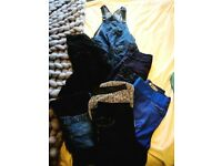 Big bundle of size 14 maternity clothes (a few size 12s) Bargain!