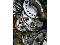 Rover/Austin wheel trims 25 45 75 metro Montego