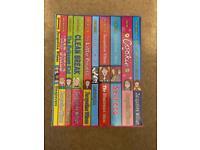 Children's book set by Jacqueline Wilson
