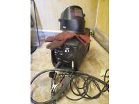 SIP gasless or gas welder