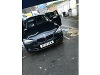 BMW 1SERIES 120D AUTO 86k 2012 QUICKSALE