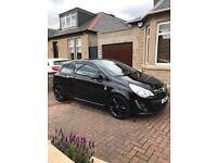 2011 '61' Vauxhall Corsa 1.2 Limited Edition - Black
