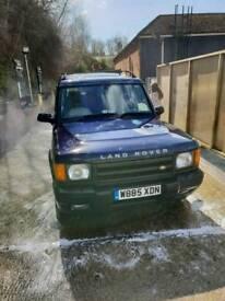 Land Rover disco 2