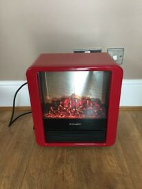Portable Electric Fire