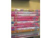 10 Barbie films