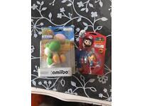 Collectible Nintendo Figures (Boxed)