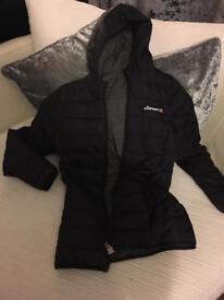 Ellesse reversible jacket size 6