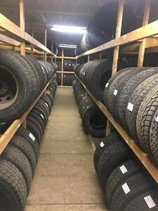 Used Winter Tire Sale!! over 25 sets in stock!!