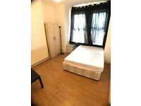 Beautiful Double room at Tooting Broadway INC BILL
