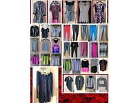 Job Lot / Bundle of Ladies Clothes to fit Size 10 Some New With Tags