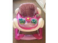 BABY WALKER WITH PLAY TRAY