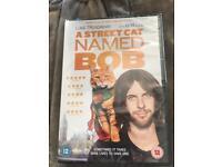 A street cat named Bob dvd