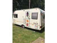 Avondale Agente 460 mobile caravan