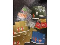 £140 worth of various unused stamps.