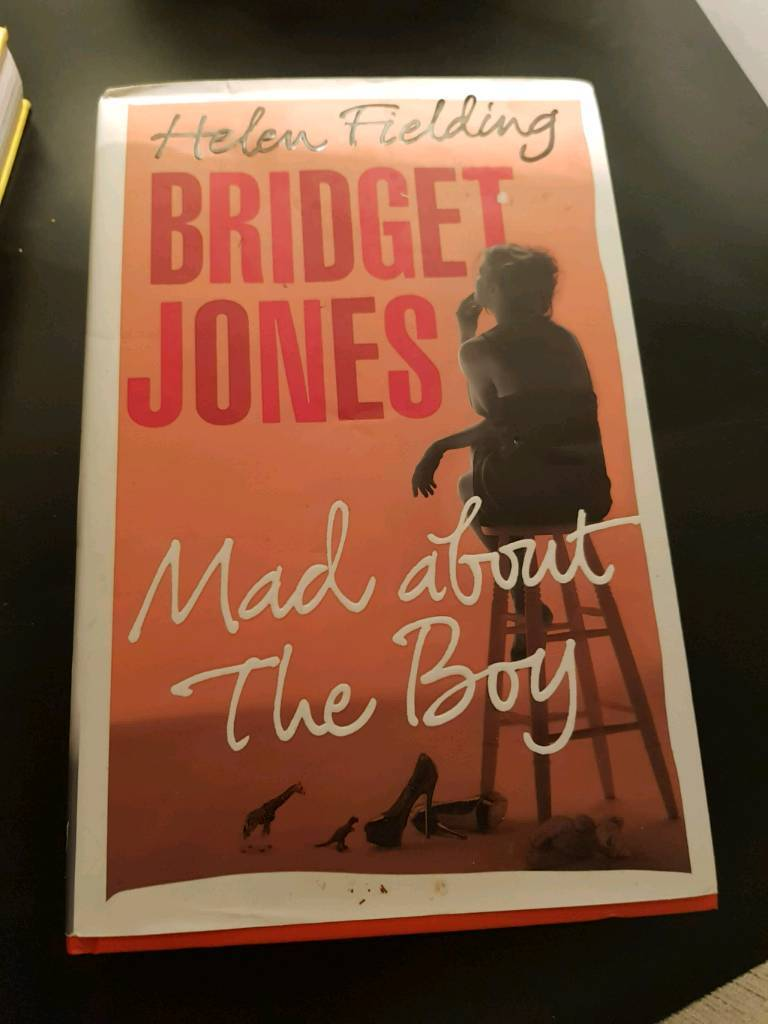 Bridget Jones book