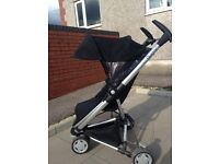 Quinny zapp xtra pushchair with car seats and car seat base