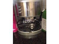 Mint Condition De Longhi Coffe Machine