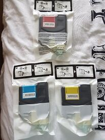 Genuine Brother LC1100 Colour cartridges
