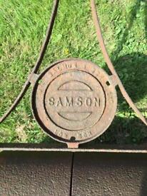 SAMSON GARDEN ROLLER 16 INCH