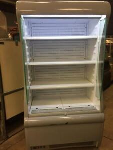 Used Grab and Go Open Air Refrigerated Display Merchandiser