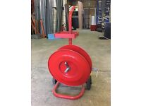 Mobile Strapping Trolley