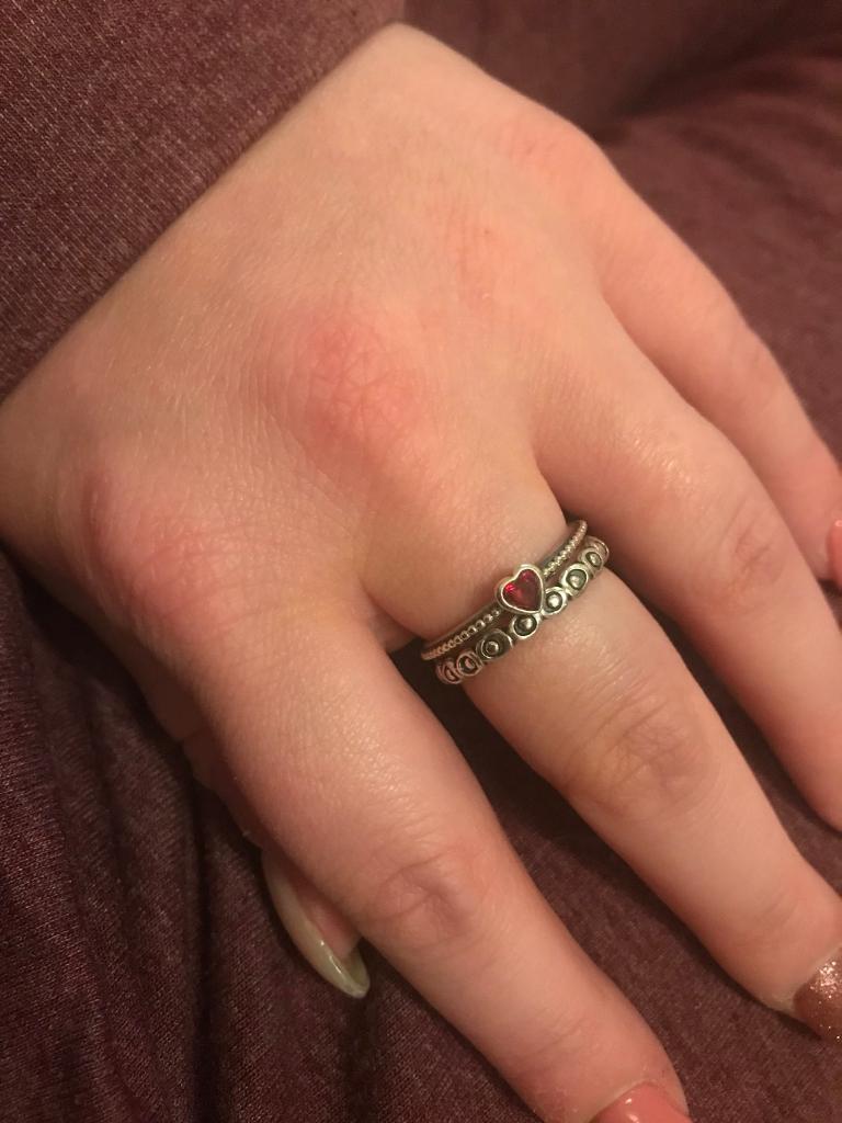 741011c59 Genuine pandora rings | in Mapperley Park, Nottinghamshire | Gumtree