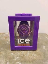 ICE-Watch ICE Solid – Purple - UNISEX Watch