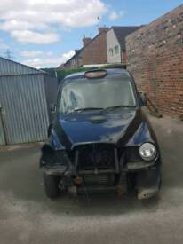 Taxi TX4 Bronze Cat C (for parts or Repair to bring back to road)