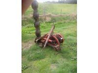 New holland 435 disc mower,