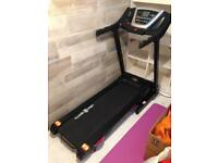 Salus Sports treadmill auto