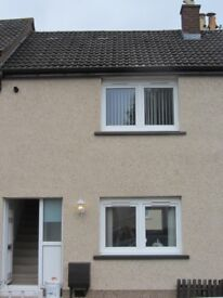 Two bedroomed house for rent