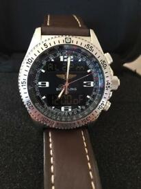 Breitling B1 professional chronometer watch