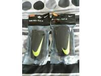Brand new shin pads