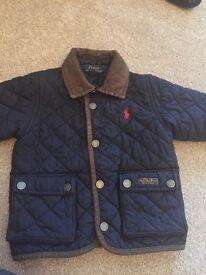 Genuine Ralph Lauren boys jacket