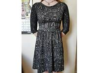 Cute casual dress size 8