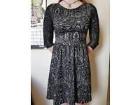 Cute casual dress size 8