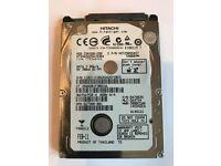 Macbook Pro Hitachi 250GB Hard Disk Drive