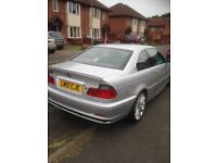 BMW 325ci - LPG Converted - 98k Miles - Full MOT - Top Spec - Just serviced - £1350 or SWAP FOR VAM