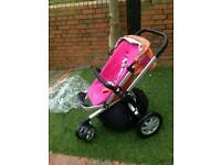 Quinny buzz 3 pi pushchair mint condition