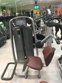 Techno gym abdominal crunch machine