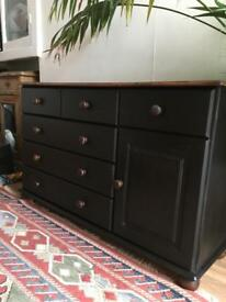 Solid pine Sideboard/Chest Of Drawers
