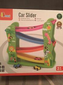 Children's car sliders